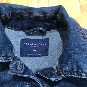 Aeropostale Women's Jean Jacket